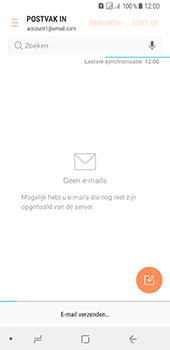 Samsung Galaxy A8 (2018) (SM-A530F) - E-mail - Bericht met attachment versturen - Stap 20