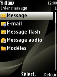 Nokia 6303 classic - MMS - envoi d'images - Étape 4