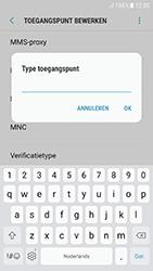 Samsung A520F Galaxy A5 (2017) - Android Nougat - MMS - Handmatig instellen - Stap 12