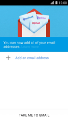 Huawei Ascend Y550 - Email - 032a. Email wizard - Gmail - Step 6