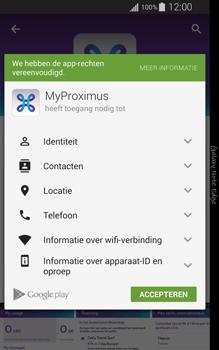 Samsung N915FY Galaxy Note Edge - Applicaties - MyProximus - Stap 9