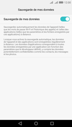 Huawei Y6 II - Device maintenance - Back up - Étape 9