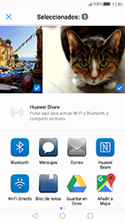 Huawei P10 - Bluetooth - Transferir archivos a través de Bluetooth - Paso 8