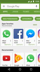 Motorola Moto G5 - Aplicativos - Como baixar aplicativos - Etapa 5
