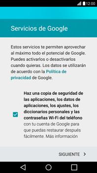 LG G4 - E-mail - Configurar Gmail - Paso 15