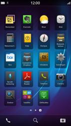 BlackBerry Z30 - WiFi - Handmatig instellen - Stap 4