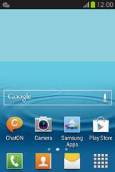 Samsung S6810P Galaxy Fame - Internet - Automatisch instellen - Stap 3