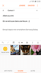 Samsung Galaxy J5 (2017) - E-mails - Envoyer un e-mail - Étape 13
