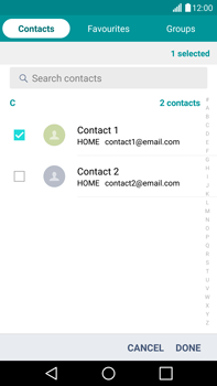 LG H815 G4 - Email - Sending an email message - Step 7