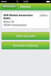 Apple iPhone 4 met iOS 7 - WiFi - KPN Hotspots configureren - Stap 14