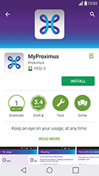 LG H840 G5 SE - Applications - MyProximus - Step 5
