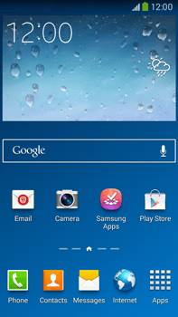 Samsung Galaxy S5 G900F - Applications - MyProximus - Step 24