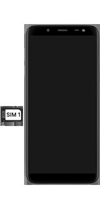 Samsung Galaxy J6 - Primeiros passos - Como inserir o chip da Nextel no seu celular - Etapa 4