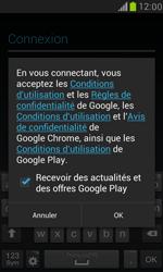 Samsung I8190 Galaxy S III Mini - E-mail - Configuration manuelle (gmail) - Étape 12