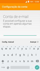 Alcatel Pop 3 - Email - Configurar a conta de Email -  9