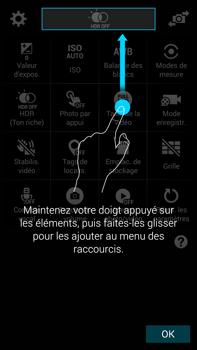 Samsung Galaxy Note 4 - Photos, vidéos, musique - Prendre une photo - Étape 9