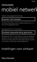 Nokia Lumia 630 - Internet - Handmatig instellen - Stap 7