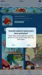 Apple iPhone 6s iOS 10 - Aplicações - Como pesquisar e instalar aplicações -  17