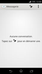 Sony Xpéria E3 - Contact, Appels, SMS/MMS - Envoyer un MMS - Étape 4