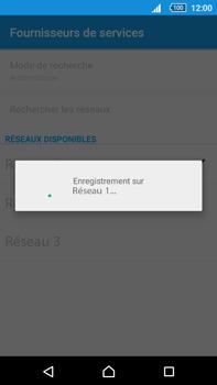 Sony Xperia Z5 Premium (E6853) - Réseau - Sélection manuelle du réseau - Étape 9