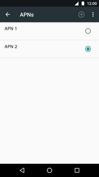 Motorola Moto Z Play - Internet - Manual configuration - Step 18