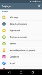 Sony Xperia XZ (F8331) - Sécuriser votre mobile - Activer le code de verrouillage - Étape 4