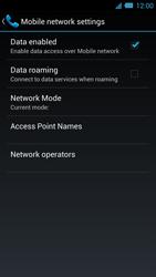 Acer Liquid S2 - Internet - Manual configuration - Step 7
