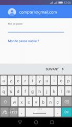 Huawei Honor 5X - E-mail - Configuration manuelle (gmail) - Étape 12