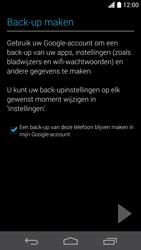 Huawei Ascend P6 (Model P6-U06) - Applicaties - Account aanmaken - Stap 22