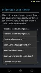 Sony C5503 Xperia ZR - Applicaties - Applicaties downloaden - Stap 12