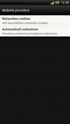 HTC Z520e One S - Netwerk - gebruik in het buitenland - Stap 8