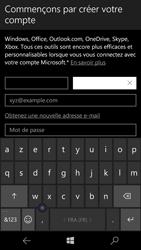 Microsoft Lumia 650 - Applications - Créer un compte - Étape 10