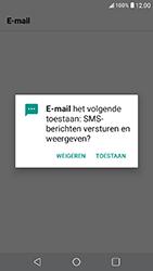 LG K11 - E-mail - Handmatig Instellen - Stap 14
