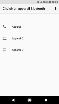 Sony Xperia XA2 Ultra - Photos, vidéos, musique - Envoyer une photo via Bluetooth - Étape 14