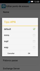 Alcatel POP C7 - Internet no telemóvel - Como configurar ligação à internet -  10