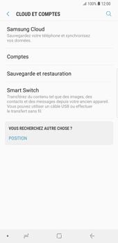 Samsung Galaxy S9 Plus - Aller plus loin - Gérer vos données depuis le portable - Étape 8