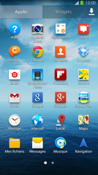 Samsung I9205 Galaxy Mega 6-3 LTE - MMS - envoi d'images - Étape 2