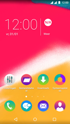 Wiko Rainbow Jam - Dual SIM - Netwerk - Handmatig een netwerk selecteren - Stap 3