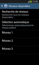 Samsung Galaxy Core Plus - Réseau - Utilisation à l