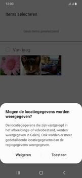 Samsung Galaxy A20e - MMS - afbeeldingen verzenden - Stap 17