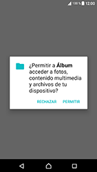 Sony Xperia XA1 - Bluetooth - Transferir archivos a través de Bluetooth - Paso 4