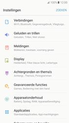 Samsung Galaxy A5 (2017) (SM-A520F) - WiFi - Mobiele hotspot instellen - Stap 4