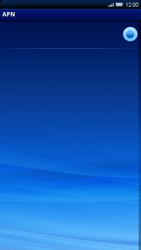 Sony Ericsson Xperia X10 - Internet - Configuration manuelle - Étape 12
