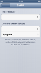 Apple iPhone 5 (iOS 6) - e-mail - handmatig instellen - stap 15