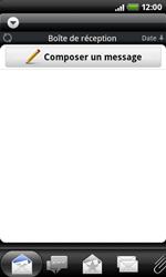 HTC A7272 Desire Z - E-mail - Configuration manuelle - Étape 4