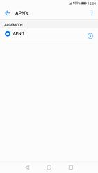 Huawei P9 - Android Nougat - Internet - handmatig instellen - Stap 9
