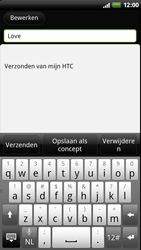 HTC Z710e Sensation - E-mail - e-mail versturen - Stap 6