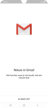 Samsung Galaxy A70 - E-mail - handmatig instellen (gmail) - Stap 5