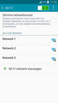 Samsung Galaxy Note 4 4G (SM-N910F) - WiFi - Handmatig instellen - Stap 6