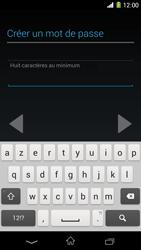Sony Xpéria Z1 - Premiers pas - Créer un compte - Étape 14